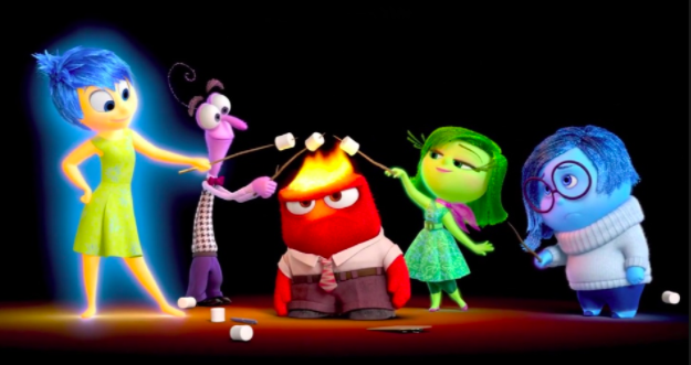 A Special Needs Mom's Rant: Inside Out Style